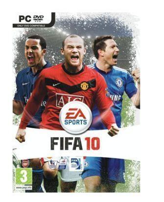 Jogo Fifa Soccer 10 - PC - Seminovo