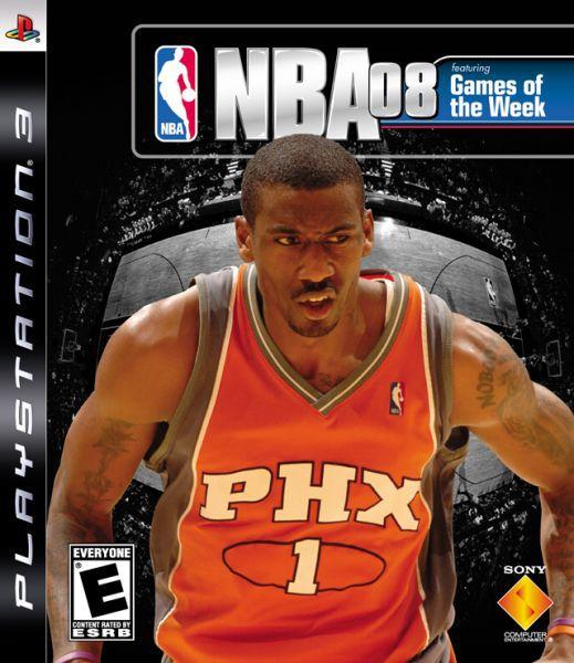 Jogo NBA 08 - PS3 - Seminovo