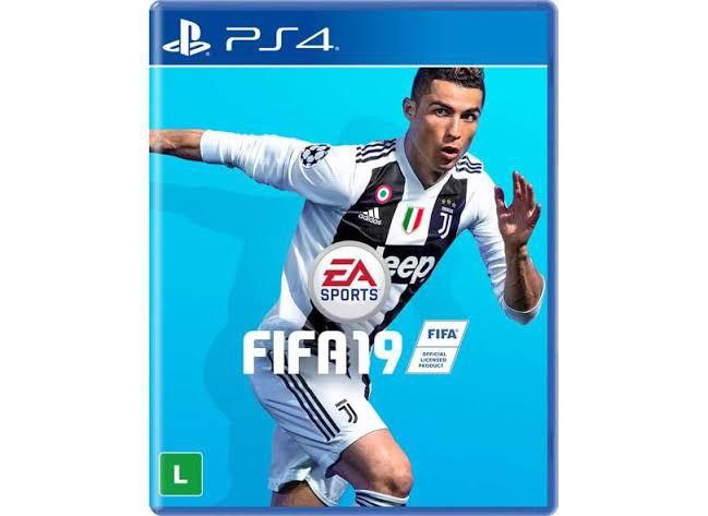 Jogo Fifa 19 - PS4 - Seminovo