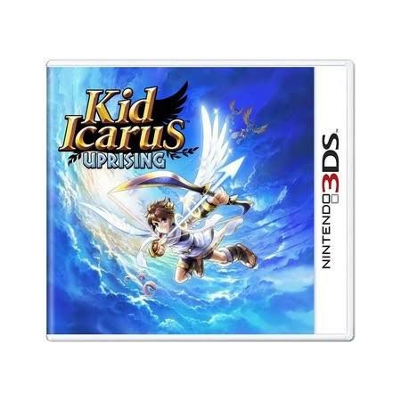 Jogo Kid Icarus Uprising - Nintendo 3DS - Seminovo