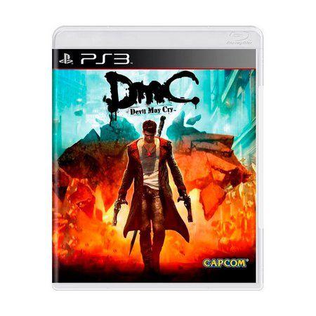 Usado: Jogo Devil May Cry- PS3