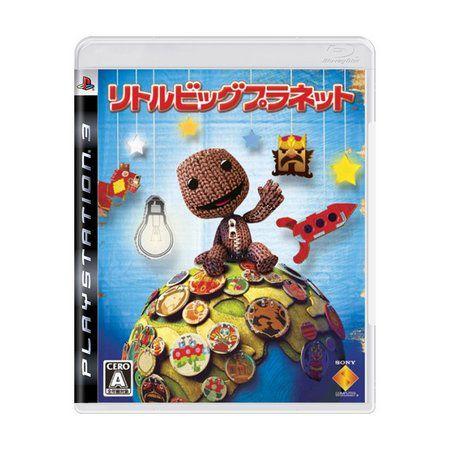 Usado: Jogo Little Big Planet (Japonês) - PS3