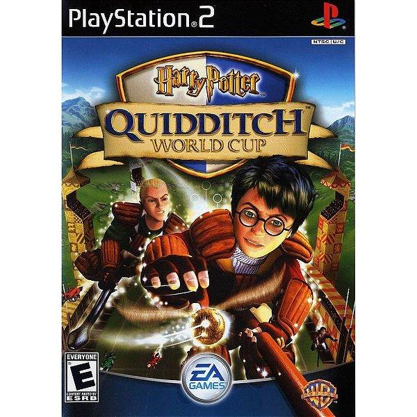 Usado: Jogo Harry Potter Quidditch World Cup - PS2