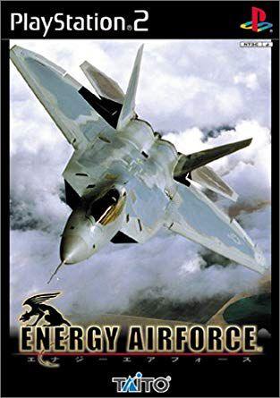 Usado:Energy Airforce ( Japonês) - PS2