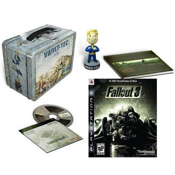 Usado: Jogo Fallout 3 : Collector Edition - PS3
