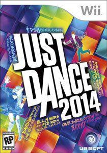 Usado: Jogo Just Dance 2014 - Wii