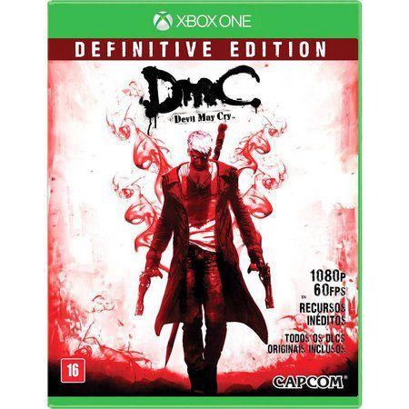 Usado: Jogo DmC Devil May Cry: Definitive Edition - Xbox One