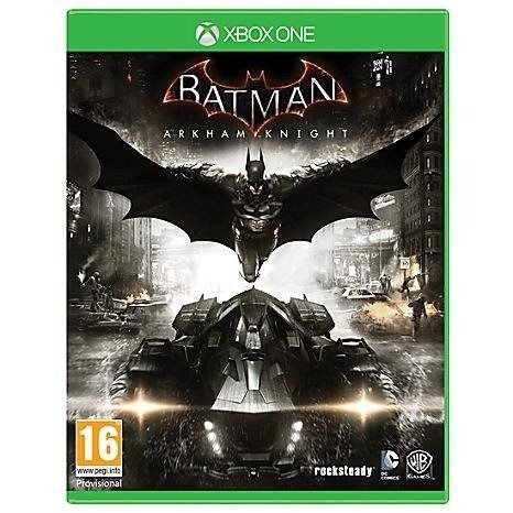 Usado: Jogo Batman Arkham Knight - Xbox One
