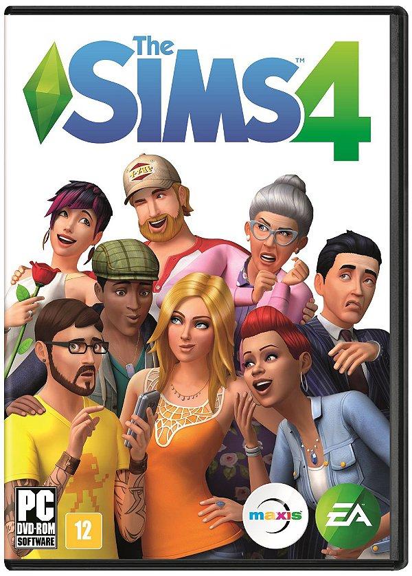 Usado; Jogo The Sims 4 - PC