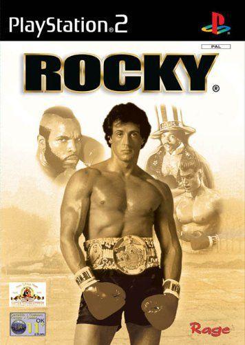 Usado: Jogo Rocky - PS2