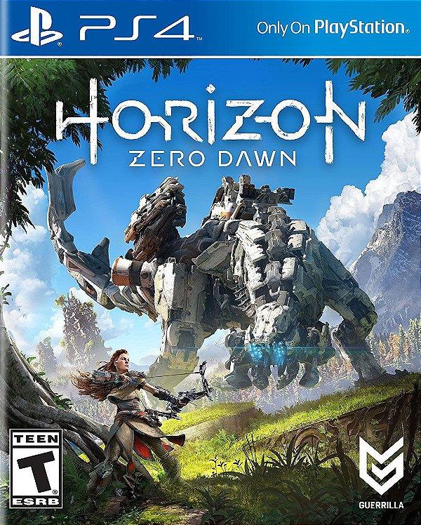 Usado: Horizon Zero Dawn (Embalagem cartão) - PS4
