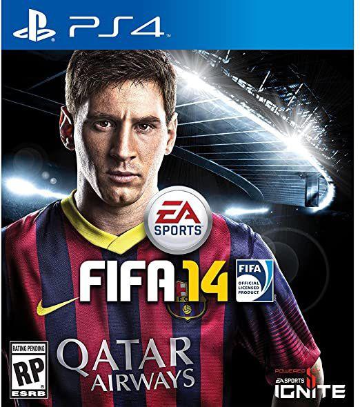 Usado: Jogo Fifa 14 - PS4
