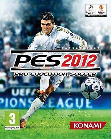 Usado: Jogo PES 2012 (Europeu) - Xbox 360