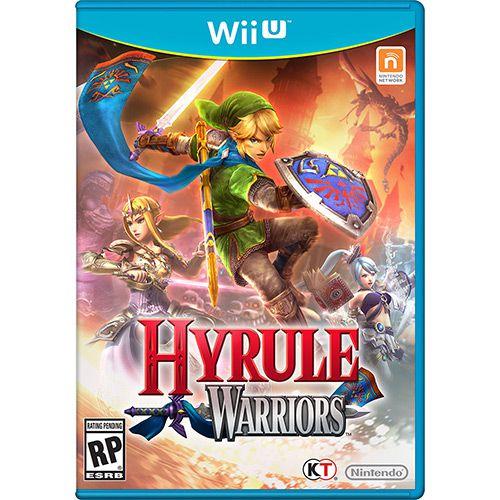 Usado: Jogo Zelda Hyrule Warriors ( Japonês ) - Wii U