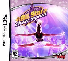 Usado: Jogo All Star Cheer Squad (sem estojo) - Nintendo DS