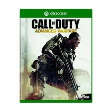 Usado: Jogo Call Of Duty Advanced Warfare - Xbox One