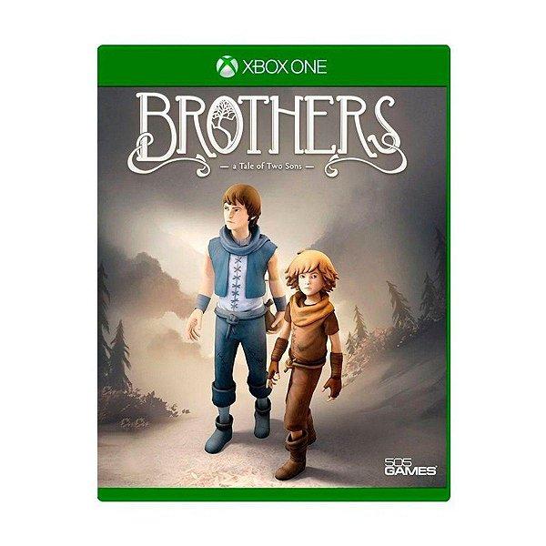 Usado: Jogo Brothers - Xbox One