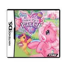 Usado: Jogo My Little Pony - Pinkie Pie's Party - Nintendo DS