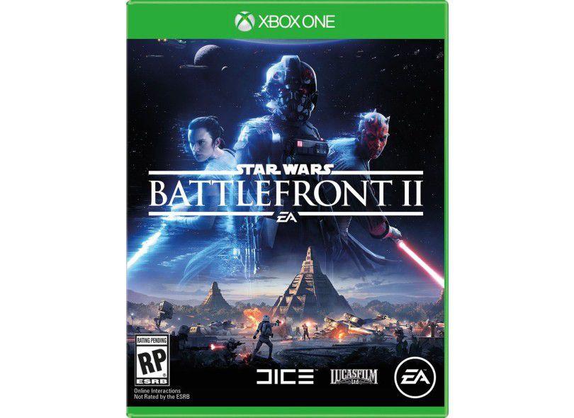 Usado: Jogo Star Wars: Battlefront II - Xbox One