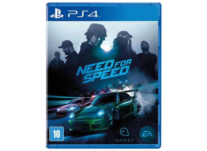Usado: Jogo Need For Speed - PS4