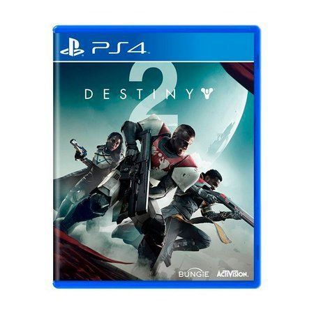 Usado: Jogo Destiny 2 - PS4