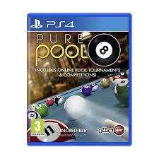 Usado: Jogo Pure Pool 8 - PS4