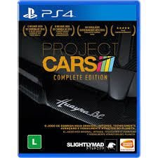 Usado: Jogo Project Cars - Complete Edition - PS4