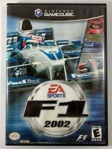 Usado: Jogo F1 2002 - GameCube
