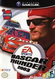 Usado: Jogo Nascar Thunder 2003 - Game Cube