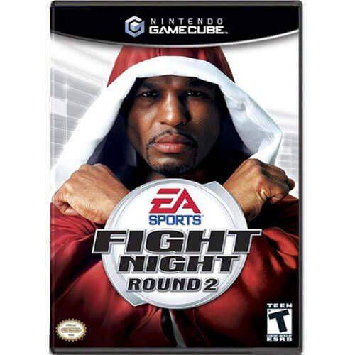 Usado: Jogo Fight Night - Round 2 - Game Cube