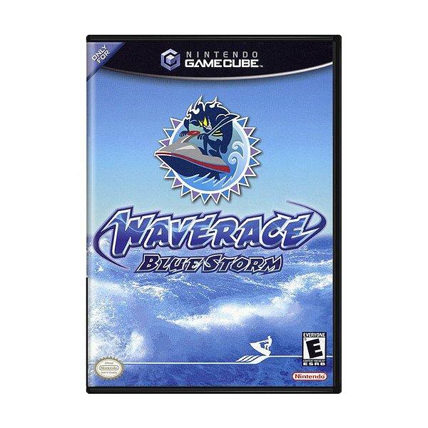 Usado: Jogo Wave Race: Blue Storm - Game Cube