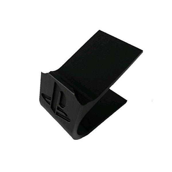 Novo: Suporte Controle Playstation 4 - Mesa Descanso Com Logo( Azul)