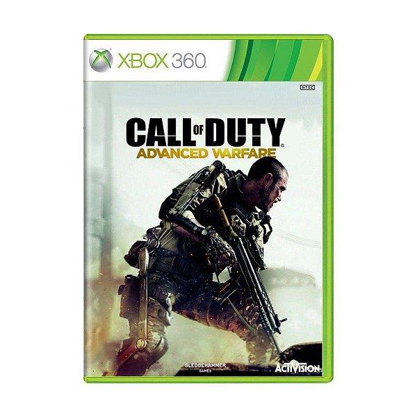 Usado: Jogo Call of Duty Advanced Warfare - Xbox 360