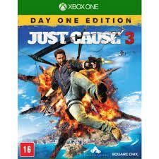 Usado: Jogo Just Cause 3 - Edição Day One - Xbox One