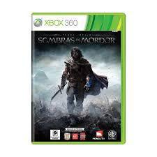Usado: Jogo Terra Média Sombras de Mordor - Xbox 360