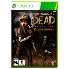 Usado: Jogo The Walking Dead Season Two - Xbox 360