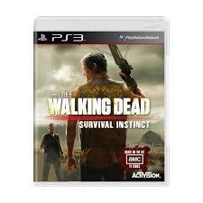 Usado: Jogo The Walking Dead: Survival Instincts - PS3