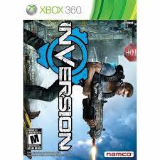 Usado: Jogo Inversion - Xbox 360