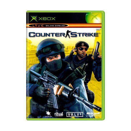 Usado: Jogo Counter Strike - Xbox