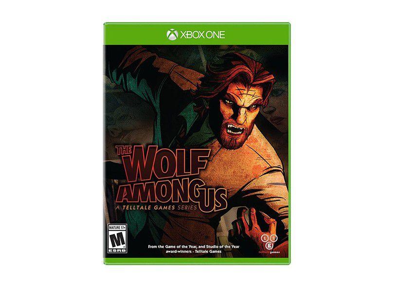 Usado: Jogo The Wolf Among Us - Xbox One