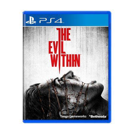 Usado: Jogo The Evil Within - PS4