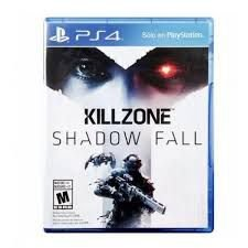 Usado: Jogo Killzone: Shadow Fall - PS4
