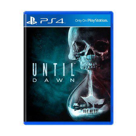 Usado: Jogo Until Dawn - PS4