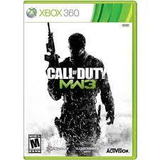 Usado: Jogo Call of Duty: Modern Warfare 3 - Xbox 360