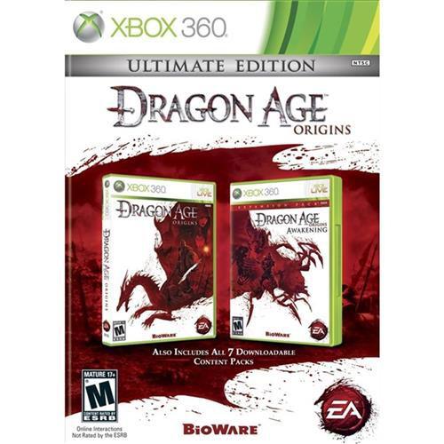 Usado: Jogo Dragon Age: Origins Ultimate Edition - Xbox 360