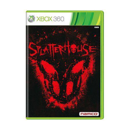 Usado: Jogo Splatterhouse - Xbox 360