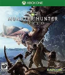 Usado: Jogo Monster Hunter World - Xbox One