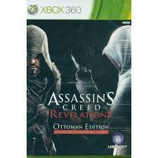 Usado: Jogo Assassin's Creed Revelations - Ottoman Edition - Xbox 360