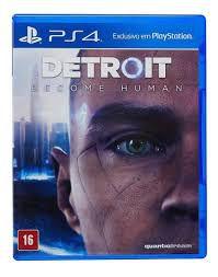 Usado: Jogo Detroit: Become Human - PS4
