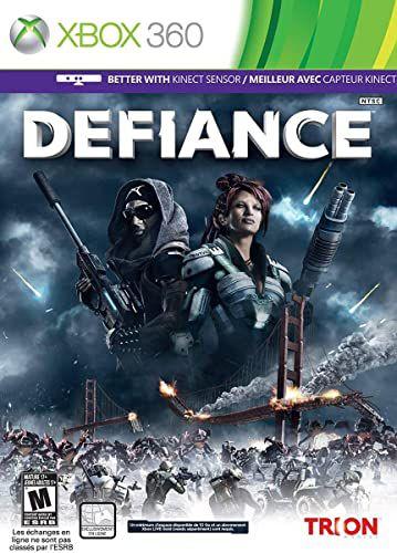 Usado: Jogo Defiance - Xbox 360